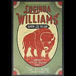 Lucinda Williams New Fillmore Poster F1455