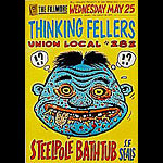 Thinking Fellers Union Local 282 New Fillmore Poster F146