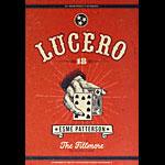 Lucero 2017 Fillmore F1463 Poster