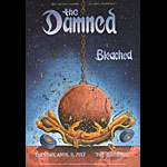 The Damned New Fillmore F1476 Poster