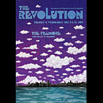 The Revolution New Fillmore Poster F1502