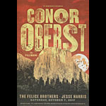Conor Oberst New Fillmore Poster F1509