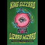King Gizzard and the Lizard Wizard New Fillmore Poster F1511