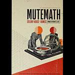 Mutemath 2017 Fillmore F1513 Poster