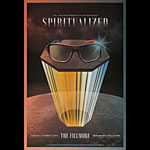 Spiritualized New Fillmore Poster F1514