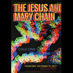 The Jesus and Mary Chain New Fillmore Poster F1518