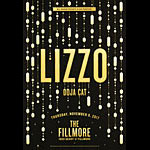 Lizzo New Fillmore Poster F1529