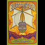 Blues Traveler New Fillmore Poster F1533