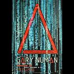 Gary Numan 2017 Fillmore F1536 Poster