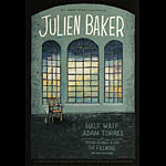 Julien Baker New Fillmore Poster F1541