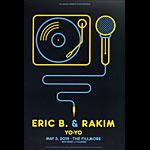 Eric B. and Rakim New Fillmore F1575 Poster