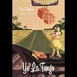 Yo La Tengo New Fillmore F1581 Poster