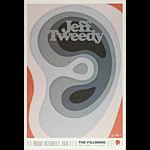 Jeff Tweedy New Fillmore F1597 Poster