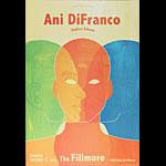 Ani DiFranco New Fillmore F1598 Poster