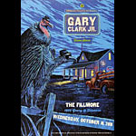 Gary Clark Jr. New Fillmore Poster F1601