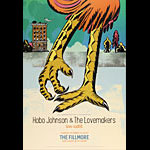 Hobo Johnson & The Lovemakers New Fillmore Poster F1605
