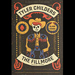 Tyler Childers New Fillmore Poster F1611