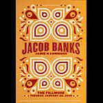 Jacob Banks New Fillmore Poster F1619