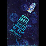 Snail Mail New Fillmore Poster F1620