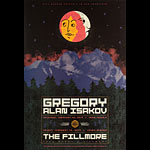 Gregory Alan Isakov New Fillmore Poster F1624