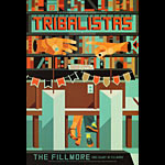 Tribalistas New Fillmore Poster F1625