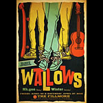 Wallows New Fillmore Poster F1639