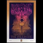 Abraxas 1994 Fillmore F164 Poster