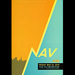 Nav New Fillmore Poster F1643