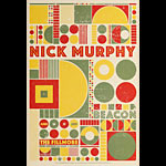 Nick Murphy New Fillmore Poster F1646