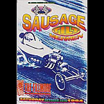 Sausage New Fillmore Poster F165