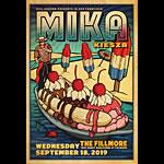 Mika  Fillmore F1654 Poster