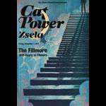 Cat Power  Fillmore F1666 Poster