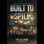 Built To Spill New Fillmore F1667 Poster