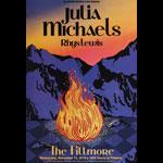 Julia Michaels  Fillmore F1670 Poster