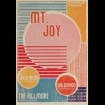 Mt. Joy  Fillmore F1671 Poster