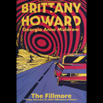 Brittany Howard  Fillmore F1672 Poster