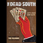 The Dead South  Fillmore F1674 Poster