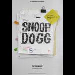 Snoop Dogg  Fillmore F1675 Poster