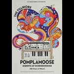 Pomplamoose  Fillmore F1676 Poster