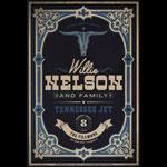 Willie Nelson  Fillmore F1678B Poster