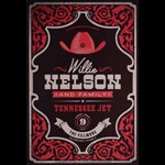 Willie Nelson  Fillmore F1678C Poster