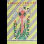Violent Femmes  Fillmore F1686 Poster