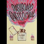 Dashboard Confessional New Fillmore F1687 Poster