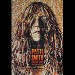 Patti Smith and her Band New Fillmore F1690 Poster