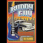 Buddy Guy New Fillmore F183 Poster