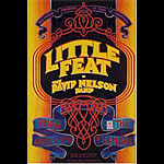 Little Feat New Fillmore F185 Poster