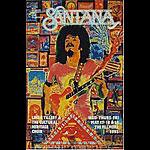Santana New Fillmore Poster F188