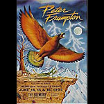 Peter Frampton New Fillmore Poster F193
