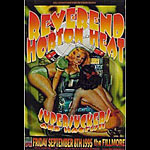 Reverend Horton Heat New Fillmore F199 Poster