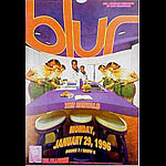 Blur New Fillmore Poster F208